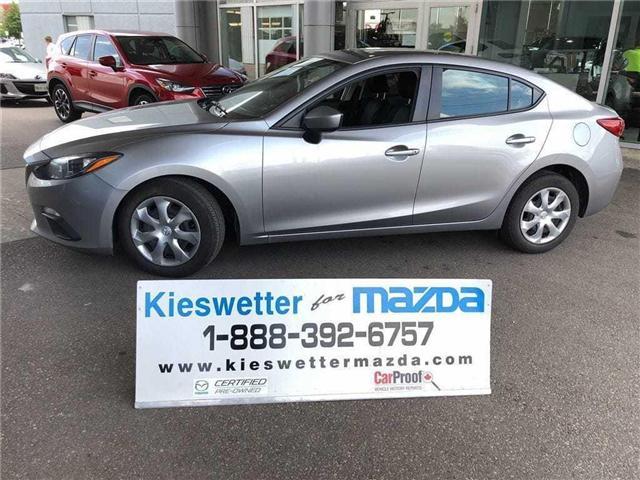 2015 Mazda Mazda3 GX (Stk: U3662) in Kitchener - Image 1 of 29