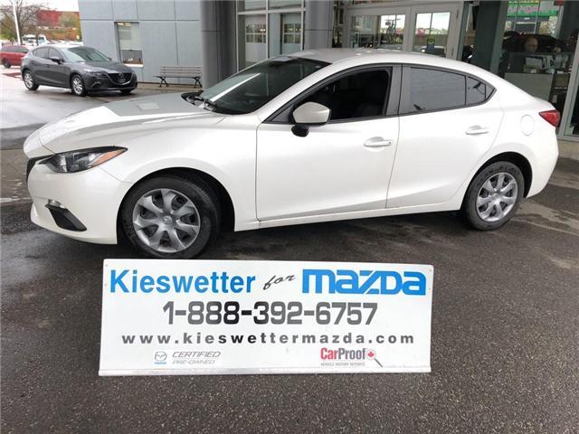 2015 Mazda Mazda3 GX (Stk: U3718) in Kitchener - Image 3 of 23
