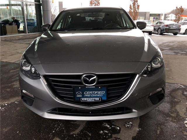 2015 Mazda Mazda3 GX (Stk: U3751) in Kitchener - Image 10 of 27