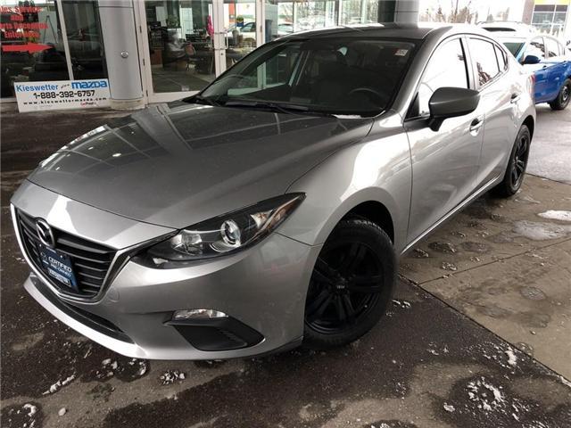 2015 Mazda Mazda3 GX (Stk: U3751) in Kitchener - Image 11 of 27