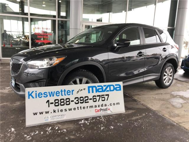 2014 Mazda CX-5 GX (Stk: U3750) in Kitchener - Image 1 of 26