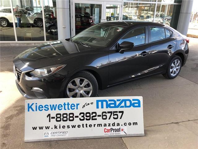 2015 Mazda Mazda3 GX (Stk: U3761) in Kitchener - Image 3 of 26
