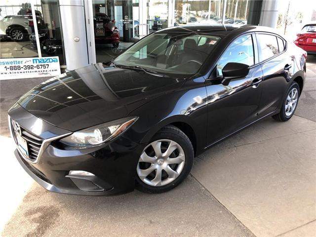 2015 Mazda Mazda3 GX (Stk: U3761) in Kitchener - Image 11 of 26