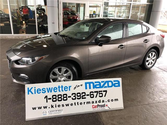 2016 Mazda Mazda3  (Stk: U3775) in Kitchener - Image 1 of 24