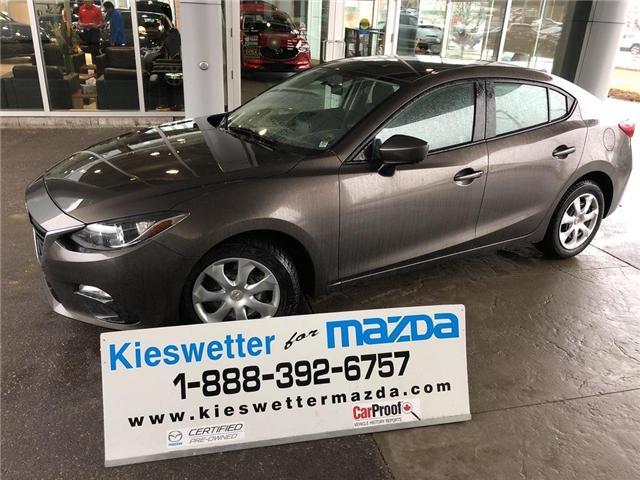 2016 Mazda Mazda3  (Stk: U3775) in Kitchener - Image 3 of 24
