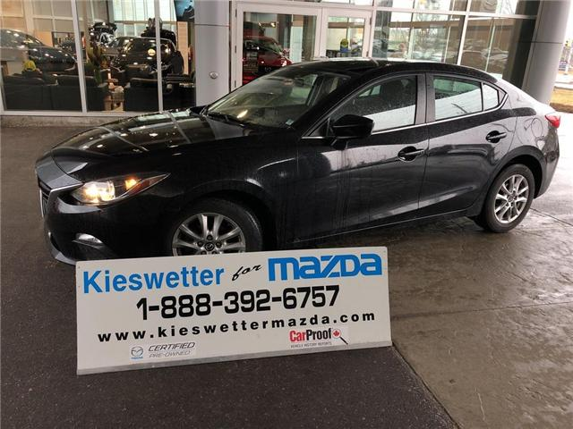 2016 Mazda Mazda3 GS (Stk: U3777) in Kitchener - Image 1 of 24