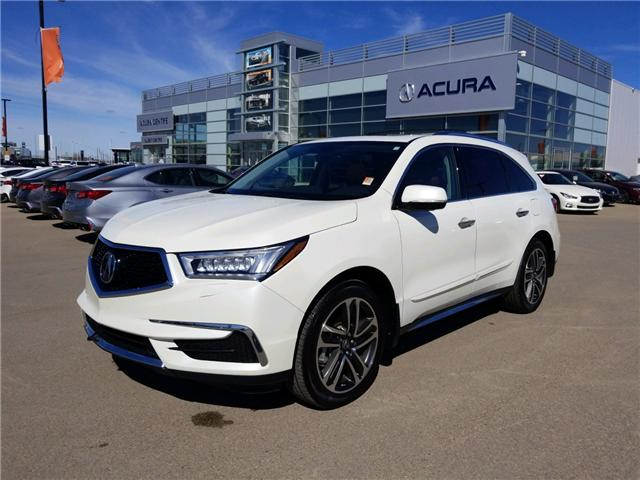 2017 Acura MDX Navigation Package (Stk: A3853) in Saskatoon - Image 1 of 26