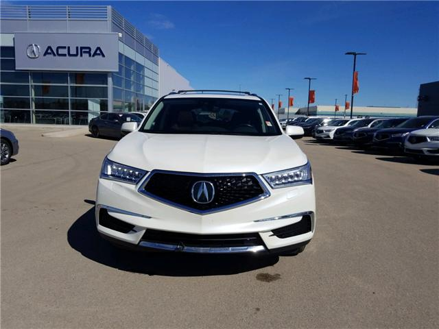 2017 Acura MDX Navigation Package (Stk: A3853) in Saskatoon - Image 2 of 26