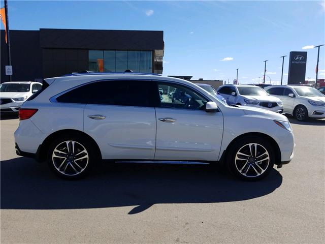 2017 Acura MDX Navigation Package (Stk: A3853) in Saskatoon - Image 4 of 26