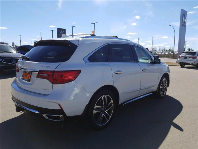 2017 Acura MDX Navigation Package (Stk: A3853) in Saskatoon - Image 5 of 26
