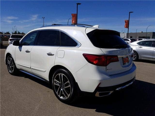 2017 Acura MDX Navigation Package (Stk: A3853) in Saskatoon - Image 7 of 26