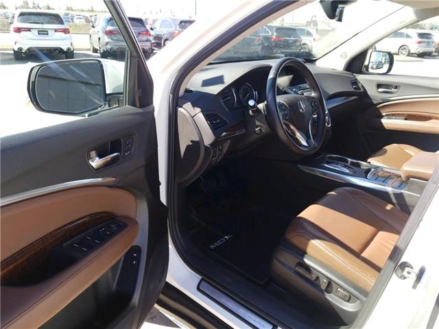 2017 Acura MDX Navigation Package (Stk: A3853) in Saskatoon - Image 9 of 26