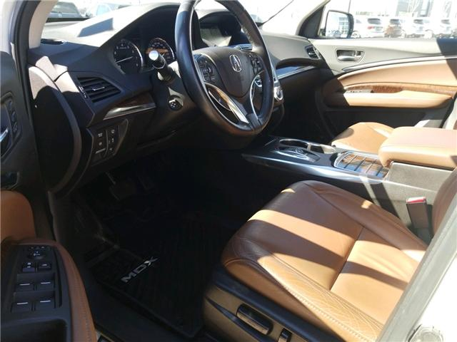 2017 Acura MDX Navigation Package (Stk: A3853) in Saskatoon - Image 10 of 26