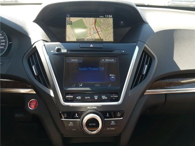 2017 Acura MDX Navigation Package (Stk: A3853) in Saskatoon - Image 16 of 26