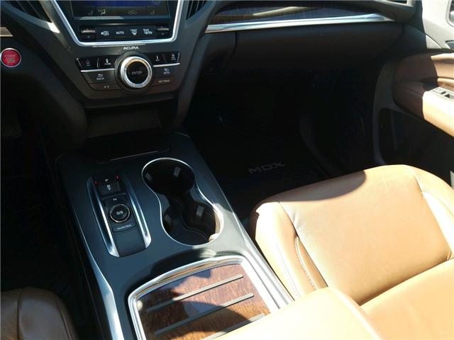 2017 Acura MDX Navigation Package (Stk: A3853) in Saskatoon - Image 17 of 26