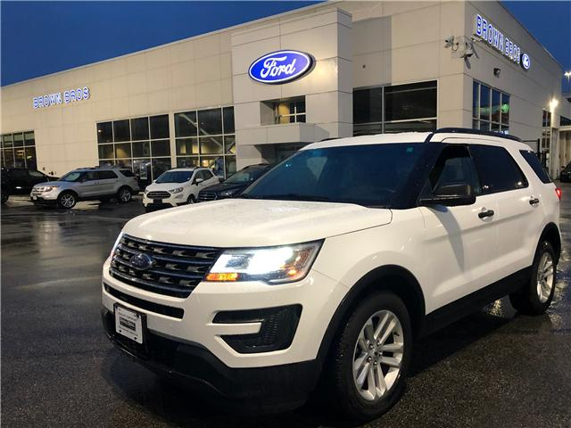 2016 Ford Explorer Base (Stk: OP19125) in Vancouver - Image 1 of 23