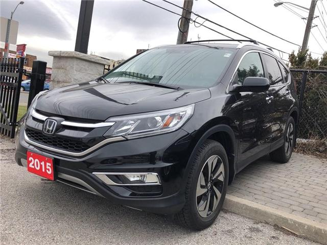 2015 Honda CR-V Touring (Stk: 57203A) in Scarborough - Image 1 of 18