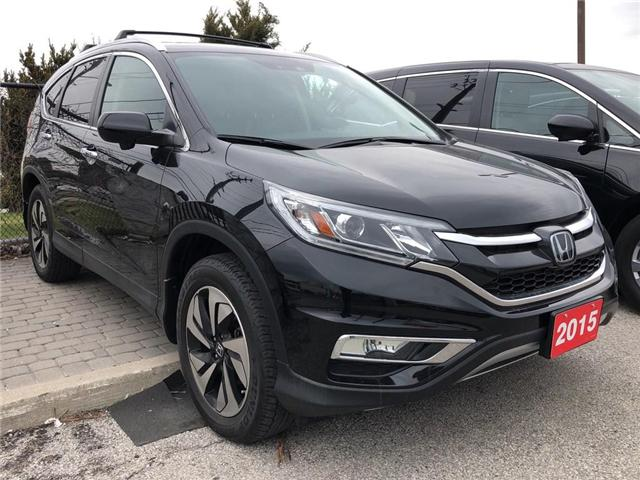 2015 Honda CR-V Touring (Stk: 57203A) in Scarborough - Image 3 of 18