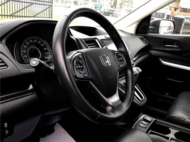 2015 Honda CR-V Touring (Stk: 57203A) in Scarborough - Image 6 of 18