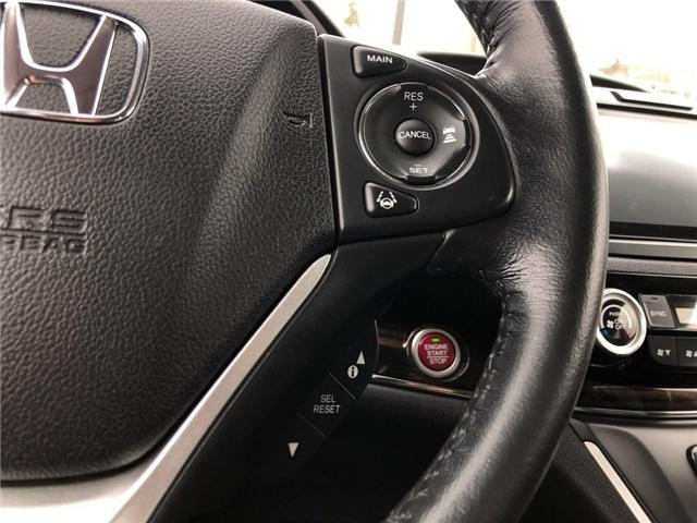 2015 Honda CR-V Touring (Stk: 57203A) in Scarborough - Image 9 of 18