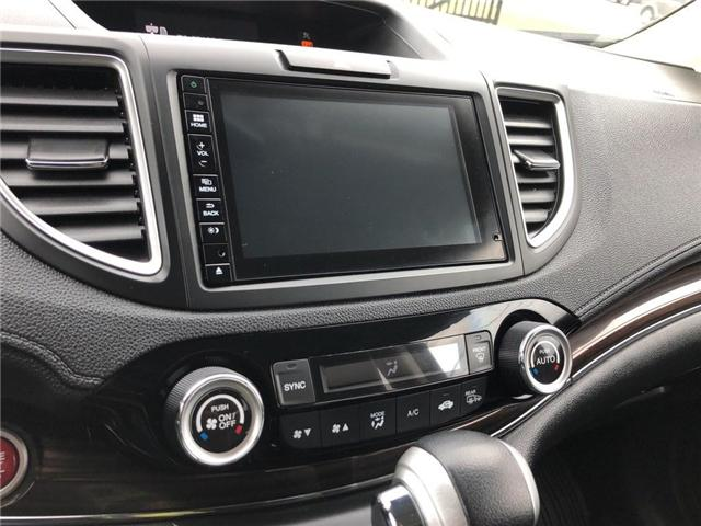 2015 Honda CR-V Touring (Stk: 57203A) in Scarborough - Image 11 of 18