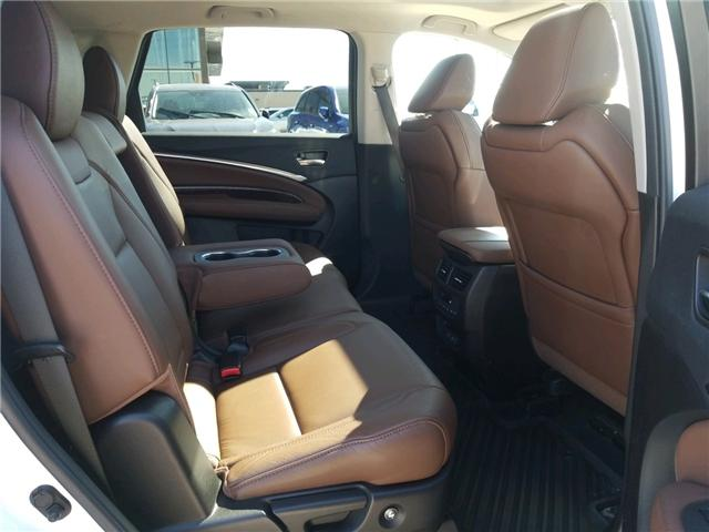 2017 Acura MDX Navigation Package (Stk: A3853) in Saskatoon - Image 22 of 26