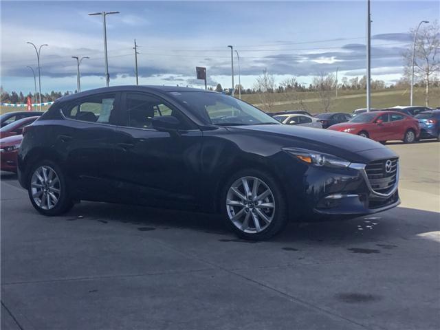 2018 Mazda Mazda3 GT (Stk: N3432) in Calgary - Image 3 of 4
