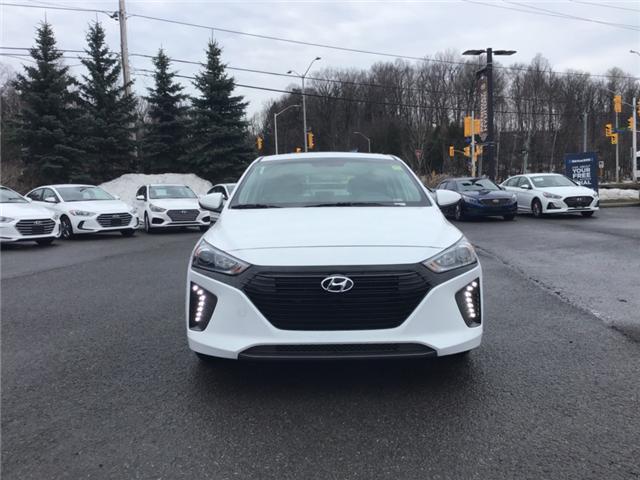 2019 Hyundai Ioniq Hybrid Preferred (Stk: R95547) in Ottawa - Image 2 of 11