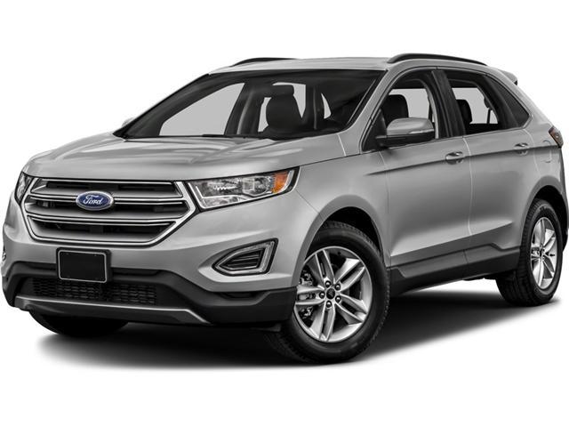2017 Ford Edge SEL (Stk: J19025) in Brandon - Image 1 of 9