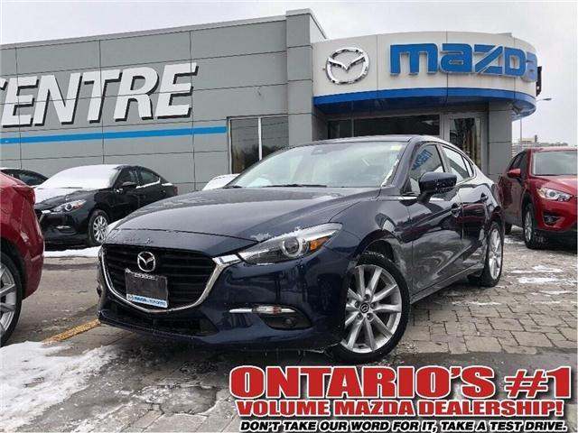 2017 Mazda Mazda3 GT (Stk: P2309) in Toronto - Image 1 of 22