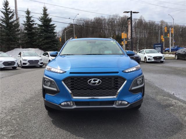 2019 Hyundai Ioniq EV Ultimate (Stk: R95500) in Ottawa - Image 2 of 11
