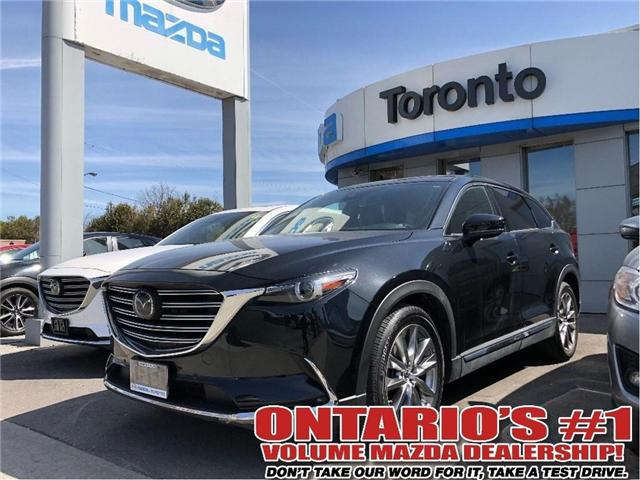 2018 Mazda CX-9 Signature (Stk: P2342) in Toronto - Image 1 of 17