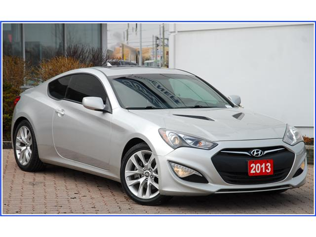 2013 Hyundai Genesis Coupe 2.0T Premium (Stk: 147500A) in Kitchener - Image 2 of 15
