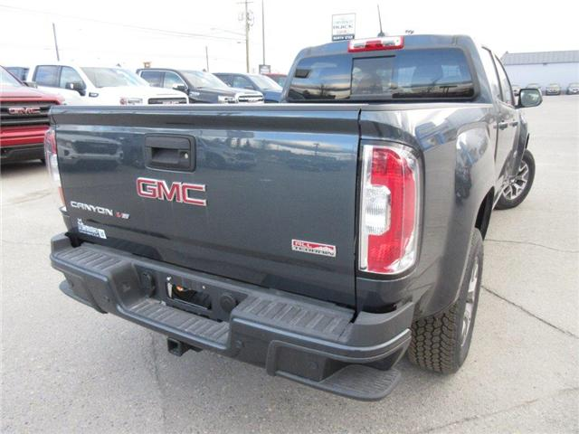 2019 GMC Canyon All Terrain w/Leather (Stk: T293906) in Cranbrook - Image 5 of 19