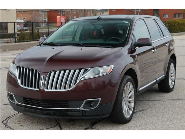 2011 Lincoln MKX  (Stk: 1903114) in Waterloo - Image 1 of 30