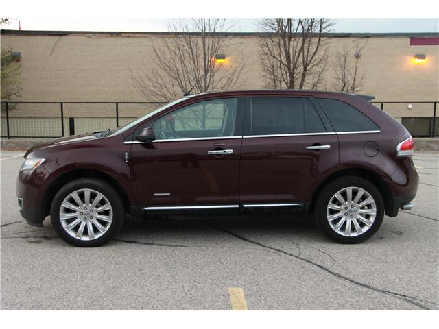 2011 Lincoln MKX  (Stk: 1903114) in Waterloo - Image 2 of 30