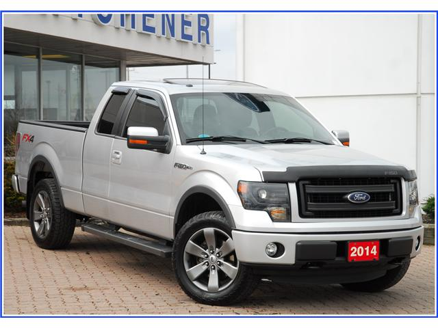 2014 Ford F-150 FX4 (Stk: D93350A) in Kitchener - Image 2 of 20