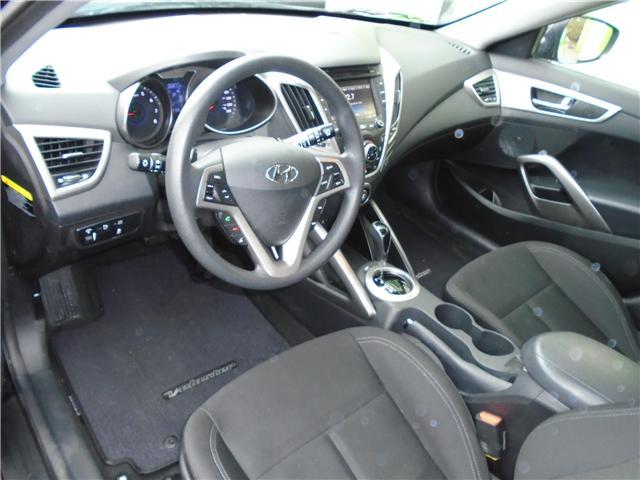 2017 Hyundai Veloster SE (Stk: ) in Sudbury - Image 4 of 6