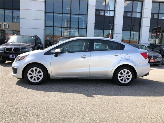 2017 Kia Rio LX+ (Stk: U310) in North York - Image 2 of 19