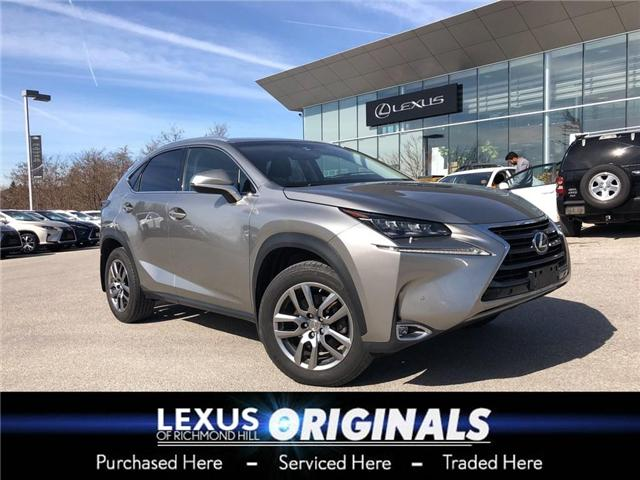 2016 Lexus NX 200t Base (Stk: OR12001G) in Richmond Hill - Image 1 of 24