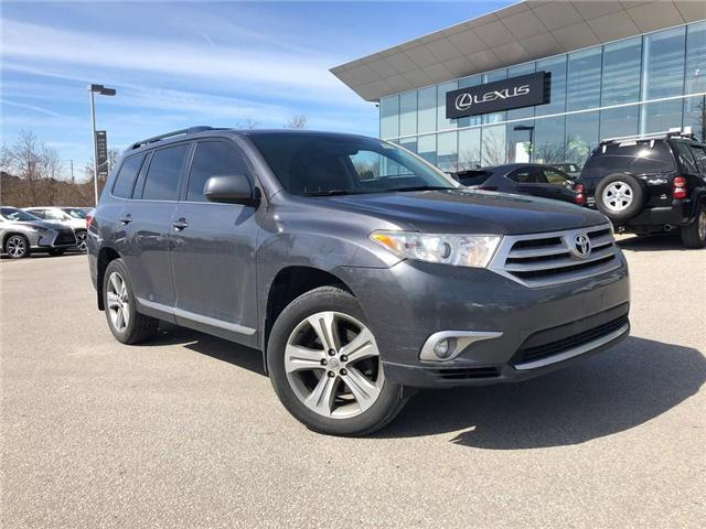 2011 Toyota Highlander  (Stk: AS12007G) in Richmond Hill - Image 1 of 22