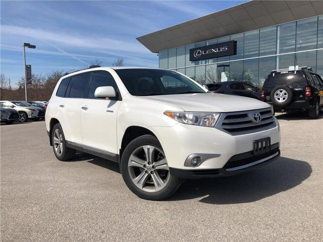 2011 Toyota Highlander Limited (Stk: 12016G) in Richmond Hill - Image 1 of 26