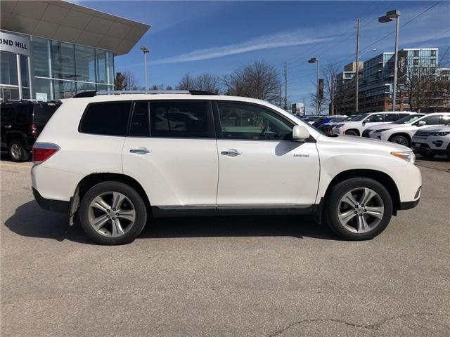2011 Toyota Highlander Limited (Stk: 12016G) in Richmond Hill - Image 2 of 26