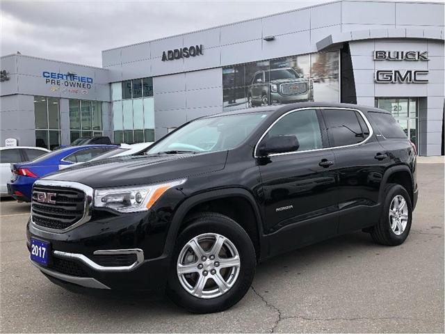 2017 GMC Acadia SLE-1 (Stk: U313802) in Mississauga - Image 1 of 19