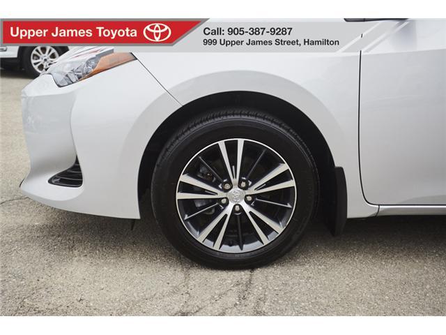 2018 Toyota Corolla LE (Stk: 79327) in Hamilton - Image 3 of 19