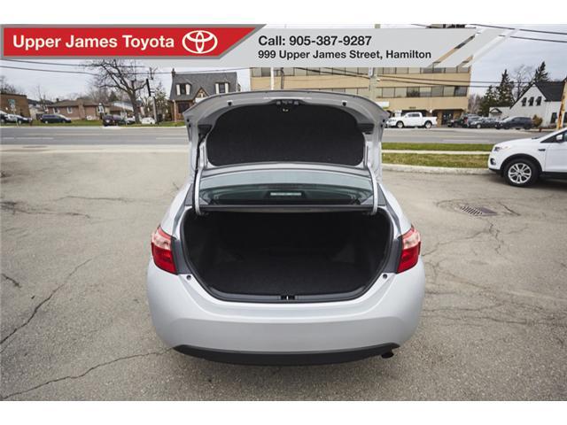 2018 Toyota Corolla LE (Stk: 79327) in Hamilton - Image 7 of 19