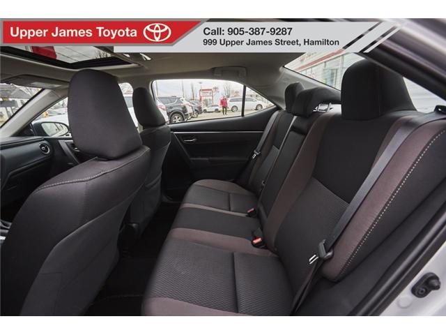 2018 Toyota Corolla LE (Stk: 79327) in Hamilton - Image 11 of 19