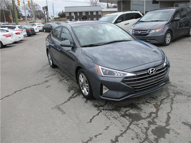 2019 Hyundai Elantra Preferred (Stk: 190423) in Kingston - Image 1 of 14