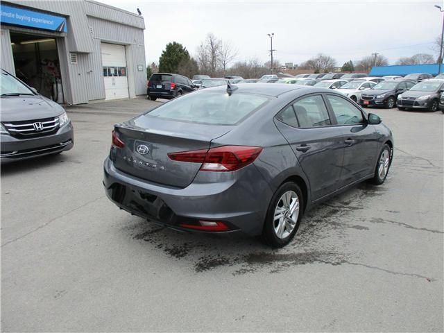 2019 Hyundai Elantra Preferred (Stk: 190423) in Kingston - Image 3 of 14
