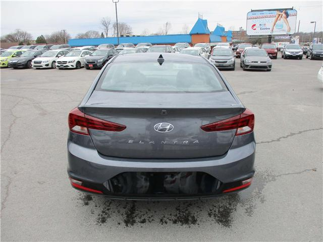 2019 Hyundai Elantra Preferred (Stk: 190423) in Kingston - Image 4 of 14